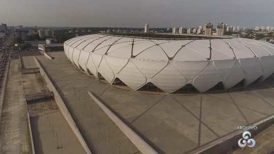 Arena da Amazônia atinge custo mensal de R$ 1 milhão, o maior de sua história