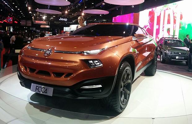 Toyota Santa Cruz >> Fiat reapresenta conceito de nova picape média - AUTO ...