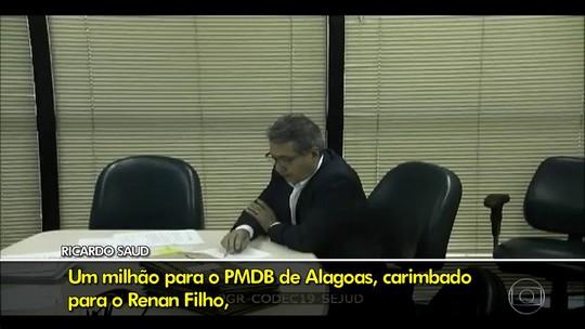 Valor apontado como propina foi declarado como doação oficial de campanha do PMDB do Amapá