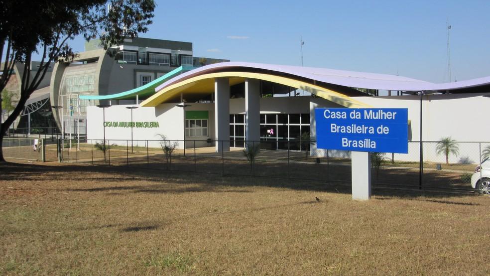 Casa da Mulher Brasileira de BrasAi??lia (Foto: Raquel Morais/G1)