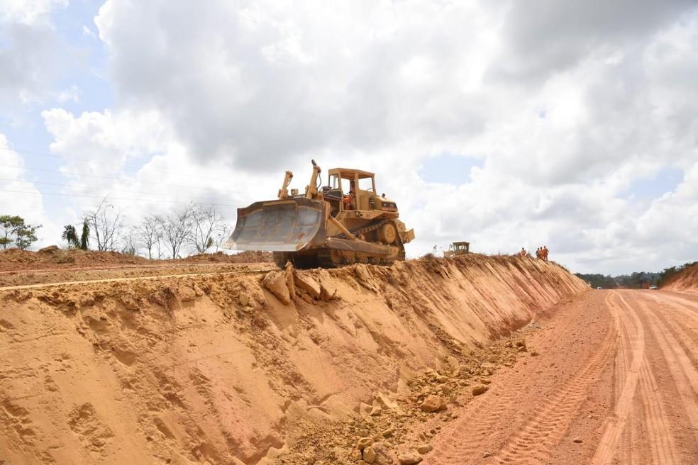 Primeiro dos 2 lotes deve ser concluído até março de 2020 — Foto: Senado Federal/Divulgação