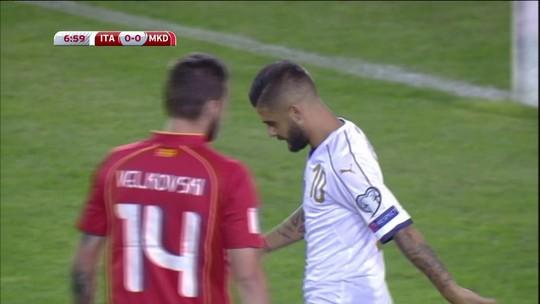 """Buffon vê Itália ainda abalada por derrota para Espanha e pede """"virada psicológica"""""""