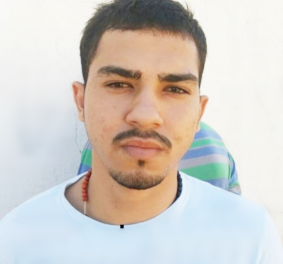 Vantuir de Lima tinha 23 anos — Foto: PM/Divulgação