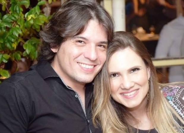 Josy Oliveira e o marido, Daniel Ramos (Foto: Reprodução/Facebook)