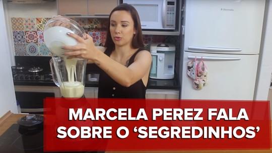 Mah Perez elege top 3 com os mais pedidos em vídeos de gastronomia hoje: 'Nutella, leite ninho e bolo vulcão'