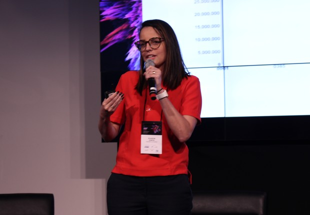 Glaucia Alves da Costa, consulting director da Deloitte Brasil (Foto: Edu Marques/FDC)