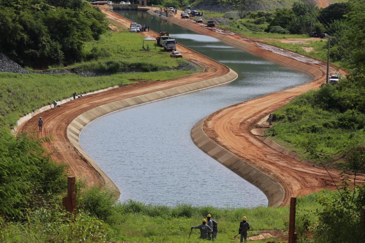 Bombeamento em trecho do São Francisco vai ser suspenso por 45 dias para manutenção na barragem de Jati, no Ceará