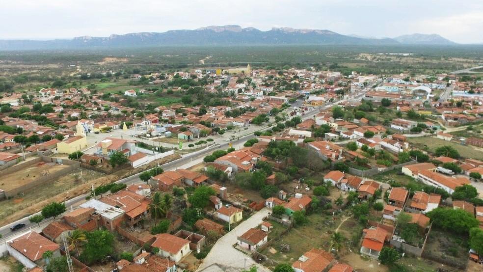 Tremor de terra foi registrado em Campo Grande, RN — Foto: Diego Moicano/CG na Mídia