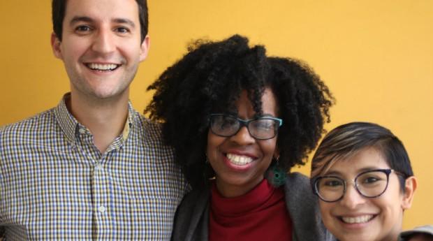 Equipe da Flourish: startup foi fundada pelo brasileiro Pedro Moura (Foto: Divulgação)