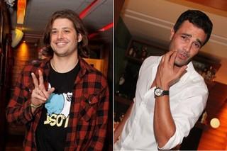 Dado Dolabella e Rodrigo Phavanello  (Foto: André Muzell e Philippe Lima/ Ag. News - Rodrigo dos Anjos / AgNews)