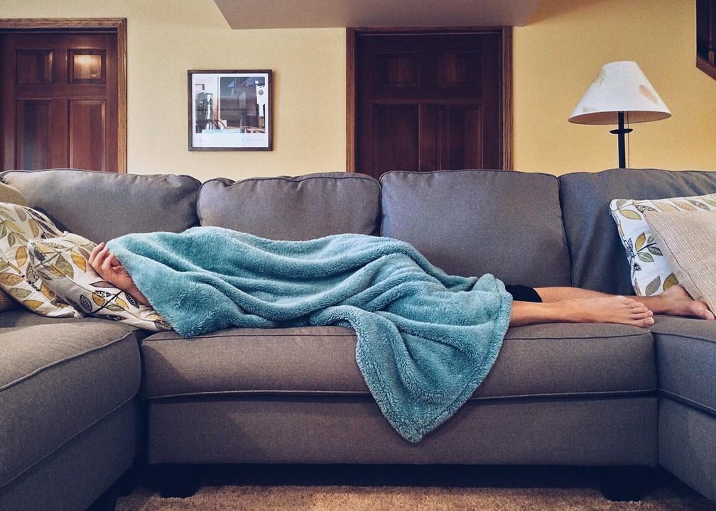 É fundamental aliar os exercícios a um período adequado de descanso. — Foto: Pexels