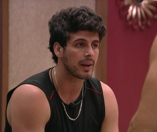Maycon do 'BBB' | TV Globo