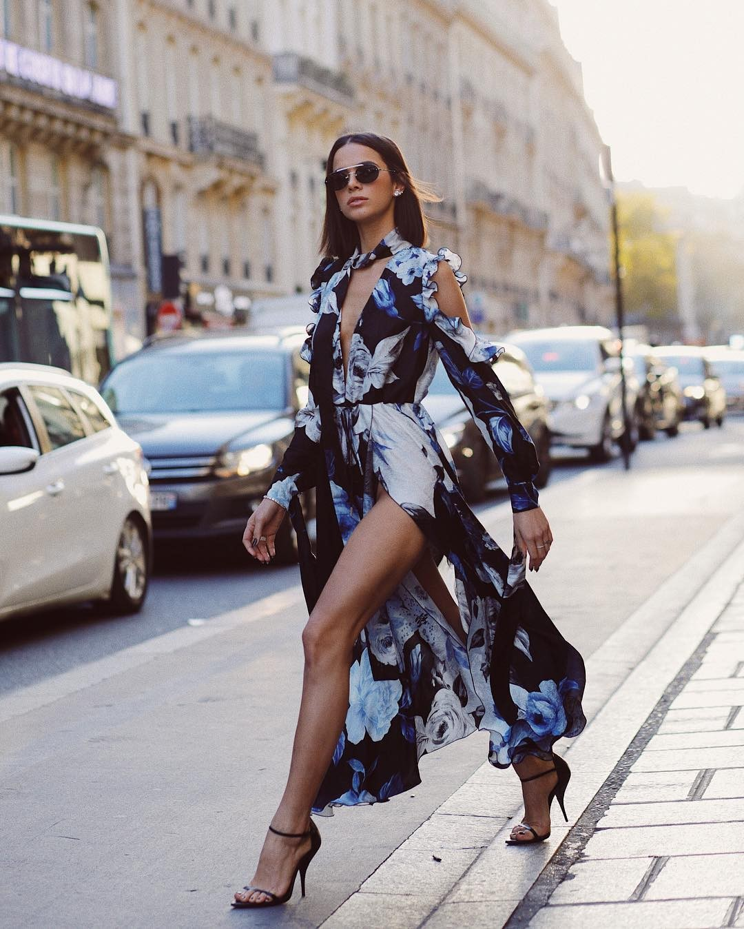 Bruna Marquezine está em Paris para a semana de moda (Foto: Reprodução / Instagram)