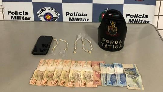 Foto: (Divulgação/Policia Militar)