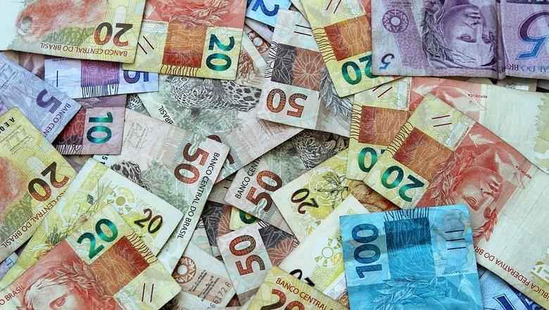 dinheiro-nota-cédula-real-valor-moeda (Foto: Pixabay/Joelfotos/Creative Commons)