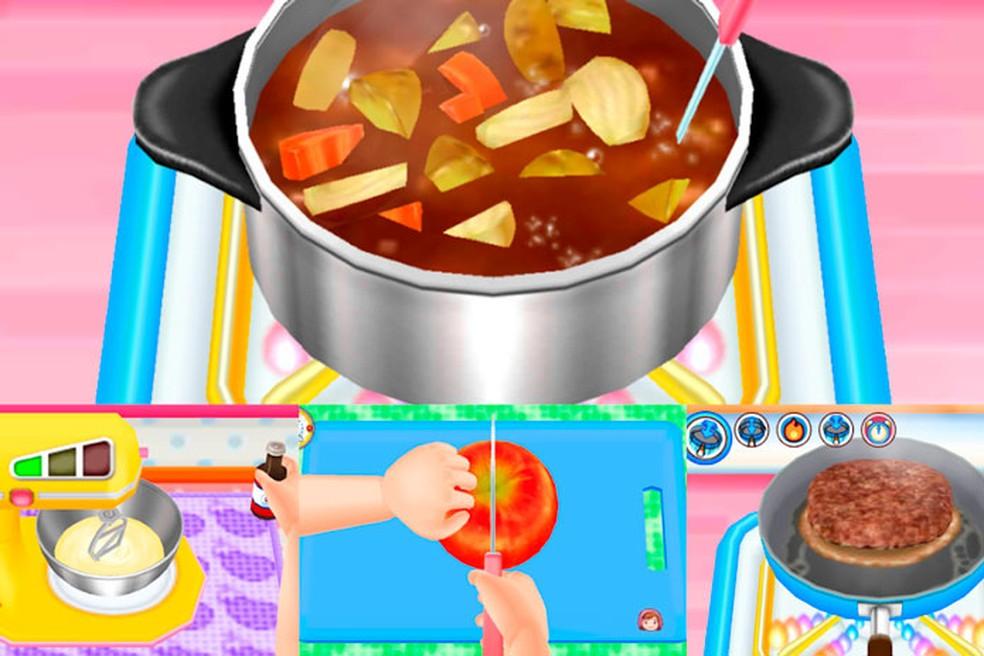 COOKING MAMA Let's Cook — Foto: Divulgação/Google Play
