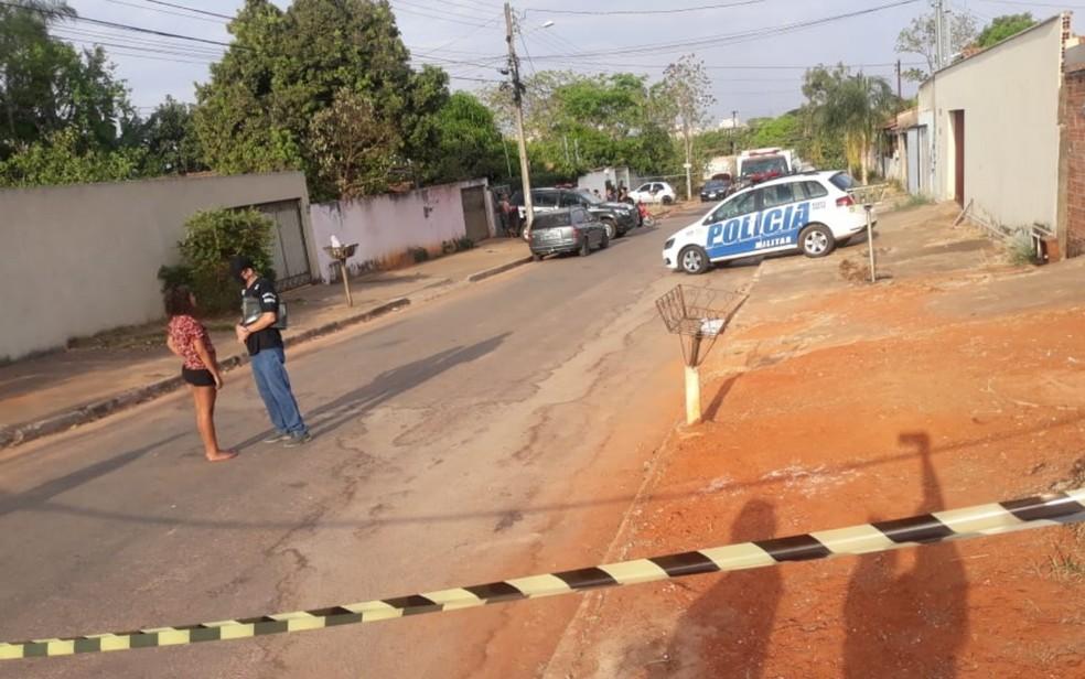 Jovem é suspeita de matar namorado com agulha de narguilé durante discussão por pastel de feira, em Aparecida de Goiânia — Foto: Arquivo pessoal