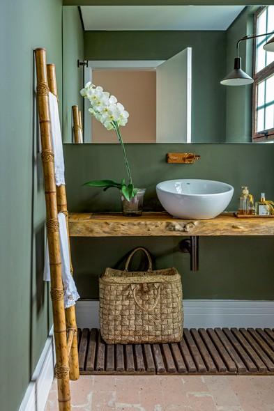Cor da semana verde militar casa e jardim galeria de - Tom interiores ...