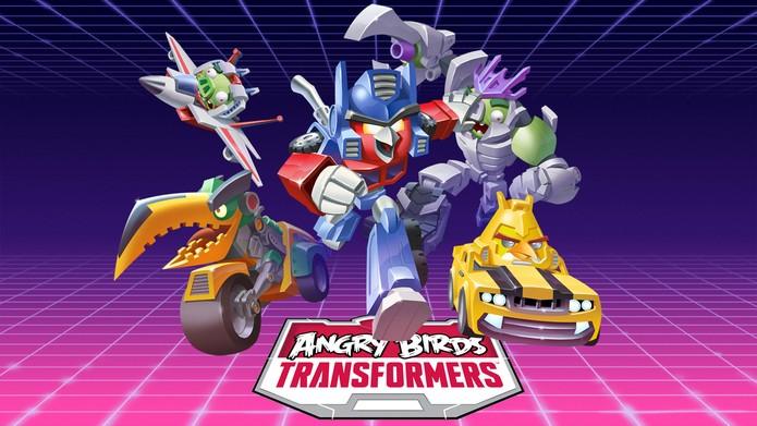 Angry Birds Transformers (Foto: Divulgação)