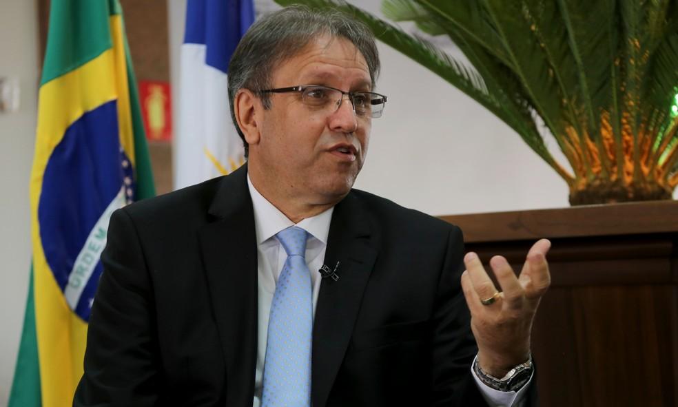 Marcelo Miranda conseguiu liminar para voltar ao governo do Estado (Foto: Elizeu Oliveira/Secom)