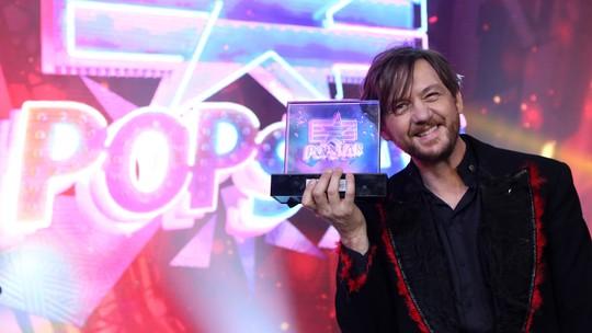 André Frateschi é o vencedor do 'PopStar'; veja tudo o que rolou