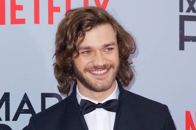 Lorenzo Richelmy (Foto: Divulgação / Netflix)