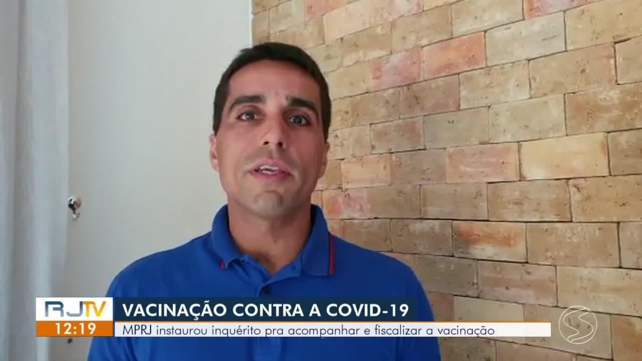 MP instaura inquéritos para fiscalizar vacinação em cidades da região