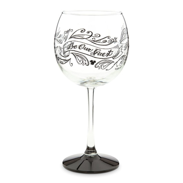 A Bela e a Fera: Taça de vinho, 14 dólares (Foto: Divulgação)