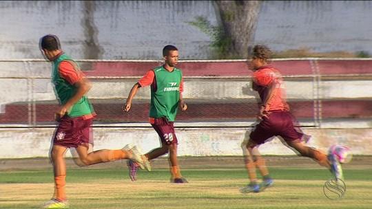 Agora no Sergipe, Diogo e Rhuan reencontram Amadense neste domingo