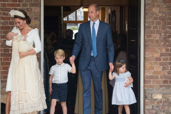 Kate Middleton, Príncipe William e os filhos (Foto: Getty Images)