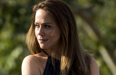 Na terça (29), Lili insinua que o bebê é de Germano TV Globo