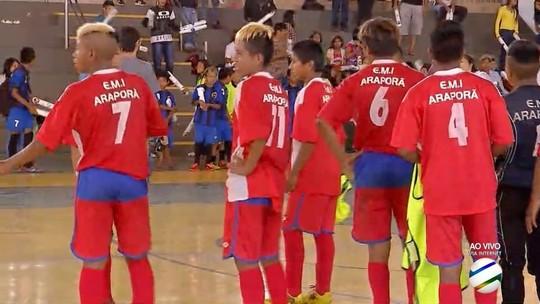 Escola Indígena Araporã é campeã da categoria B da Copa da Juventude em Dourados