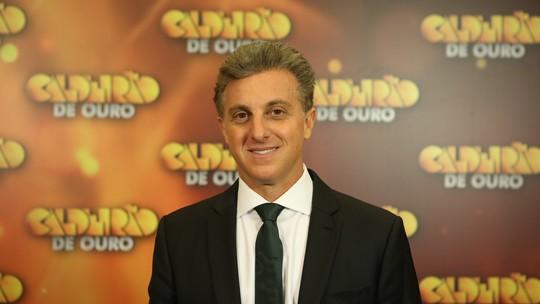 Luciano Huck faz planos para o 'Caldeirão' em 2019: 'Vamos fazer o programa número mil'