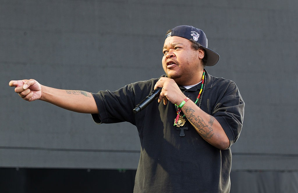 NAPA, CA - MAY 31:  Rapper Michael Turner aka Double K of People Under the Stairs performs at Bottle Rock festival at Napa Valley Expo on May 31, 2015 in Napa, California.  (Photo by Miikka Skaffari/FilmMagic) (Foto: FilmMagic)