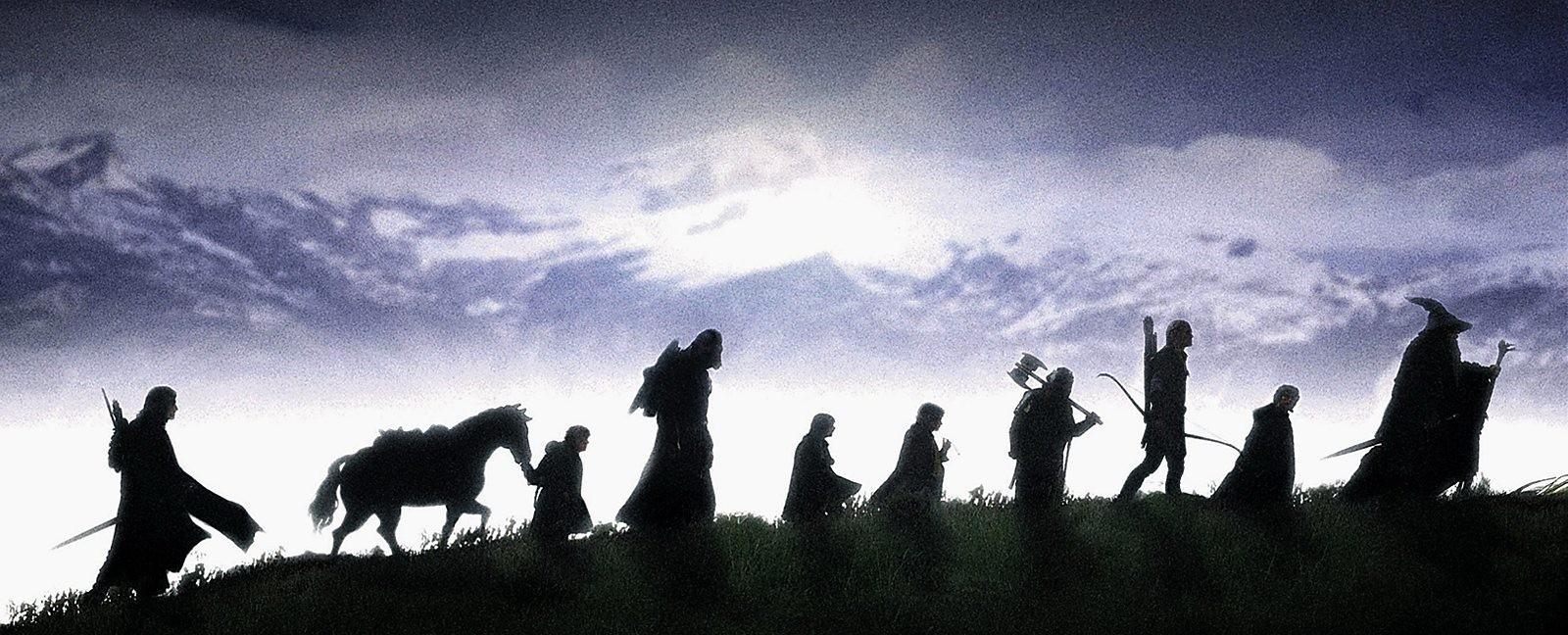 Senhor dos Anéis (Foto: Divulgação)