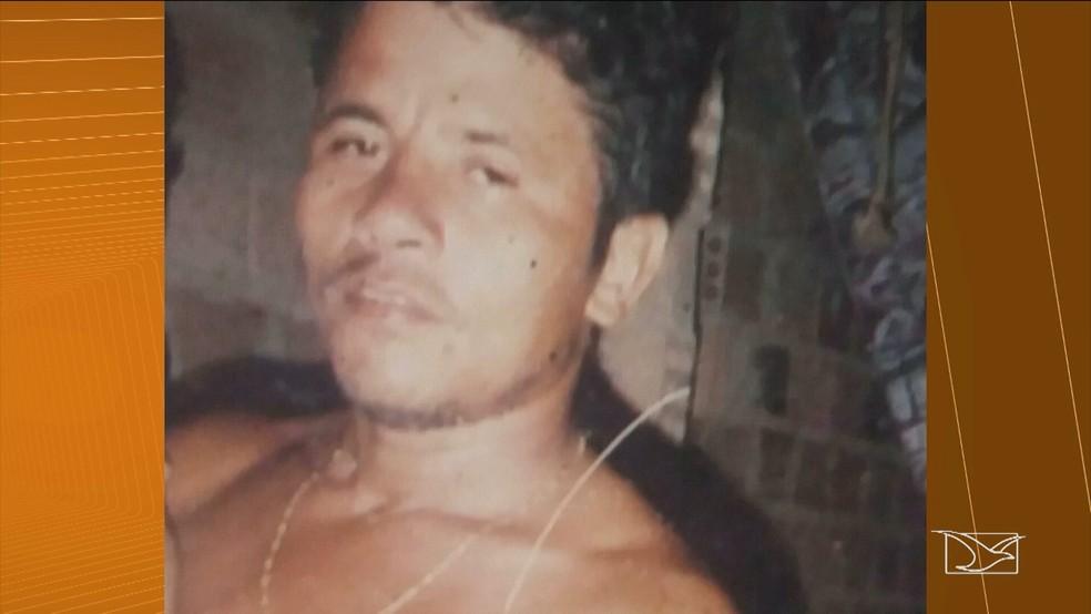 Antônio Carlos Alves chegou a ser socorrido, mas não resistiu aos ferimentos e faleceu.  (Foto: Reprodução/TV Mirante)