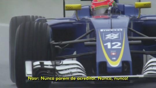 Campeão nos EUA, Felipe Nasr mostra que existe vida fora da F1
