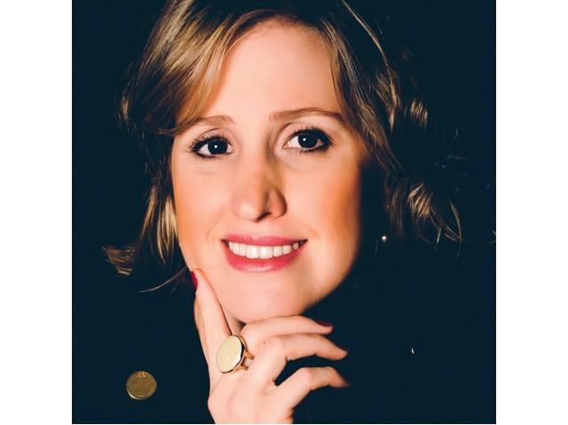 Maria Paula Oliveira, 38 anos  Diretora de inovação para Oriente Médio e Norte da África EY (Foto: Arquivo pessoal)