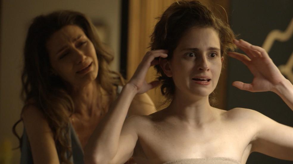 Esta é Ivana, Joyce! (Foto: TV Globo)