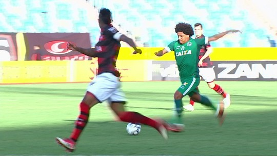 Os gols de Atlético-GO 1 x 3 Goiás pela 8ª rodada do Campeonato Brasileiro Série B
