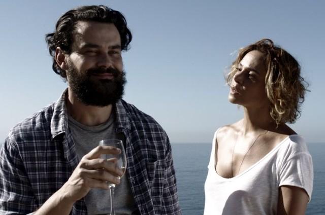Carmo Dalla Vecchia e Vanessa Gerbelli em 'Amor assombrado' (Foto: Divulgação)