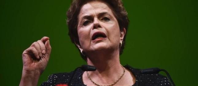 A ex-presidente Dilma Rousseff (Foto: Patricia de Melo Moreira/ AFP)