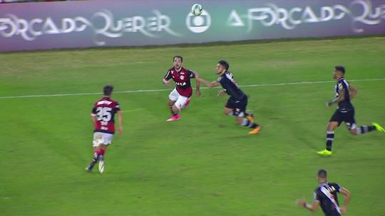 Thiago Neves, É. Ribeiro, Willian, Fábio Santos e V. Ferraz: quem é o abusado?