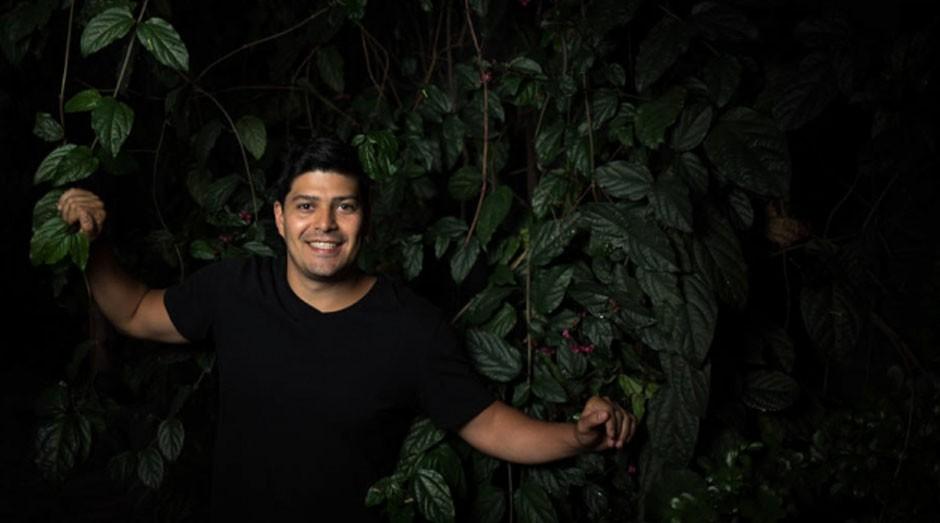Victor Santos, fundador da startup de alimentação saudável LivUp (Foto: Reprodução/Estadão Conteúdo)
