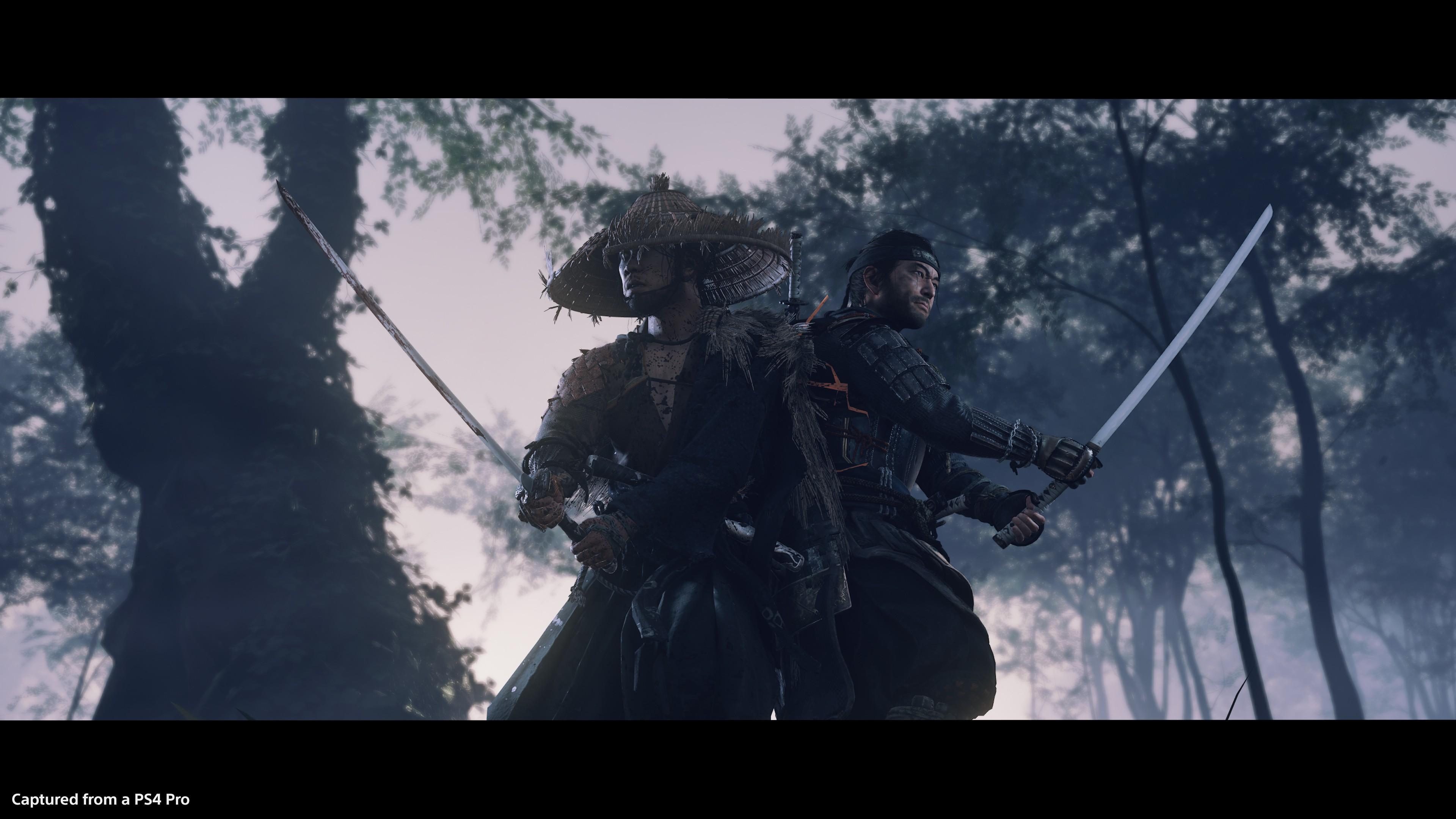 'Ghost of Tsushima' conta história de samurai com respeito à cultura japonesa, diz diretor