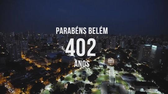 'TV Liberal' comemora 402 anos da Cidade exibindo o clipe 'Belém, Belém'