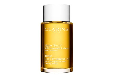 Tonic Body Treatment Oil, Clarins (R$ 214): ação tonificante e firmadora para o corpo