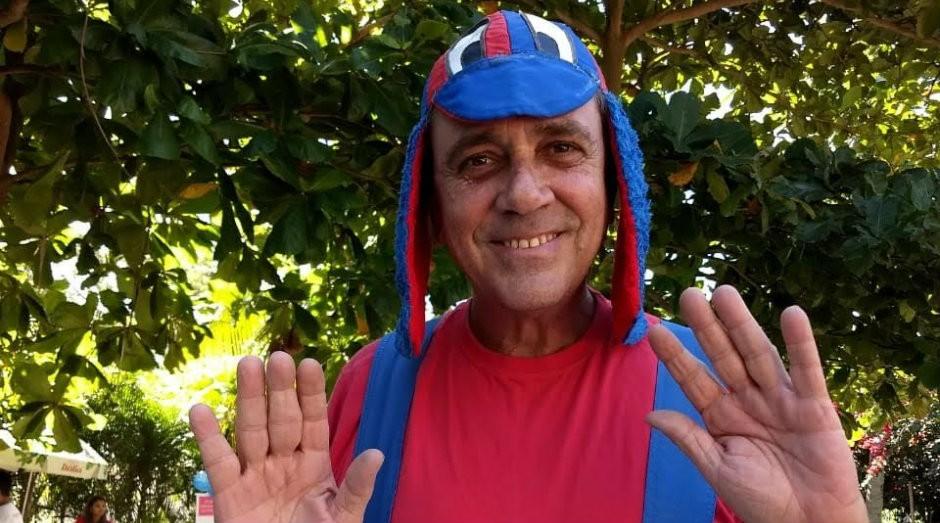 Marco Antônio, fundador do Clube do Totó, parque aquático para cachorros (Foto: Divulgação)