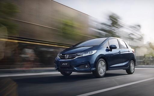 Honda Fit 2018 Custa De R 58 700 A R 80 900 Com Novo Visual E Equipamentos Autoesporte Noticias