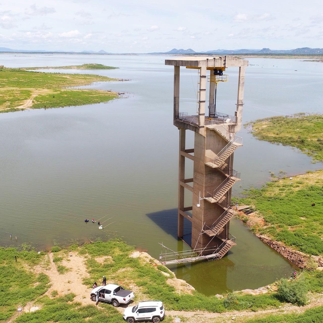 Governo decide criar comitê para monitorar barragens do RN - Noticias